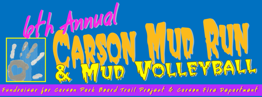 CArson Mud Run Header