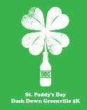 St. Paddy's Day Dash Down Greenville 5k